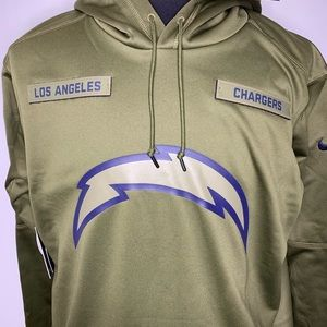 Nike Other - Nike Los Angeles Chargers 2018 Mens NFL